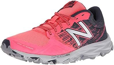 New Balance WT690V2, Chaussures de Trail Femme, Rose, 36.5