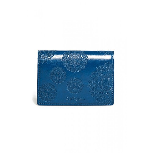 Porte Monnaie Desigual Simple Néograb Nautical Bleu 67y53n0