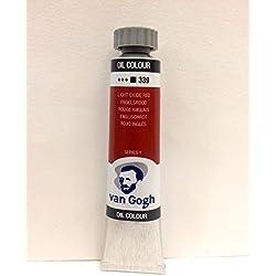 Royal Talens - Óleo Van Gogh 339 Rojo Inglés 20 ml