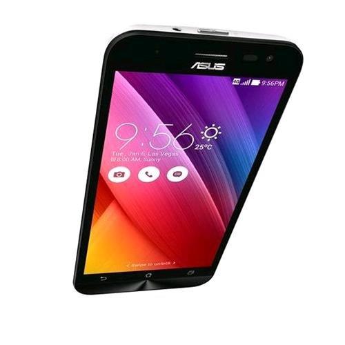 Asus ZenFone 2 Laser Smartphone da 32 GB, Dual SIM, Bianco [Italia]