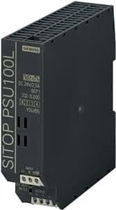 Siemens SITOP Power–Alimentation Alimentation SITOP PSU100L 24V/2,5A 120–230V