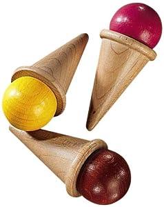 Haba 7988 - Helados de madera para mercado de juguete