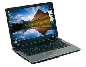 "Medion MIM2280 Ordinateur portable Ecran TFT 17"" Intel Core 2 Duo T7300 (2.0 Ghz) HDD 160 Go RAM 2048 Mo HD-DVD / HDMI Webcam Vista Premium"