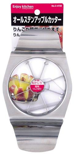 Perle votre disposition une cuisine tout inox coupe de pomme C-4729 (Japon importation)