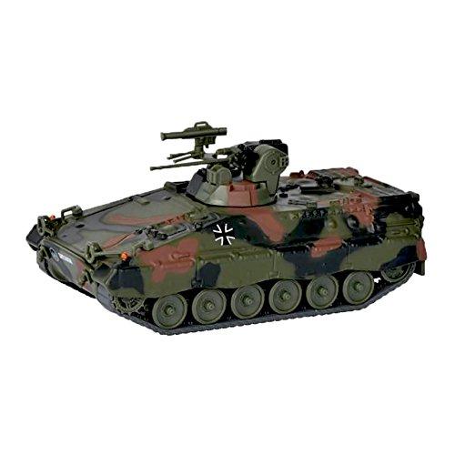 Schuco 452624200 – Marder 1A2, getarnt, Maßstab 1:87, Panzer
