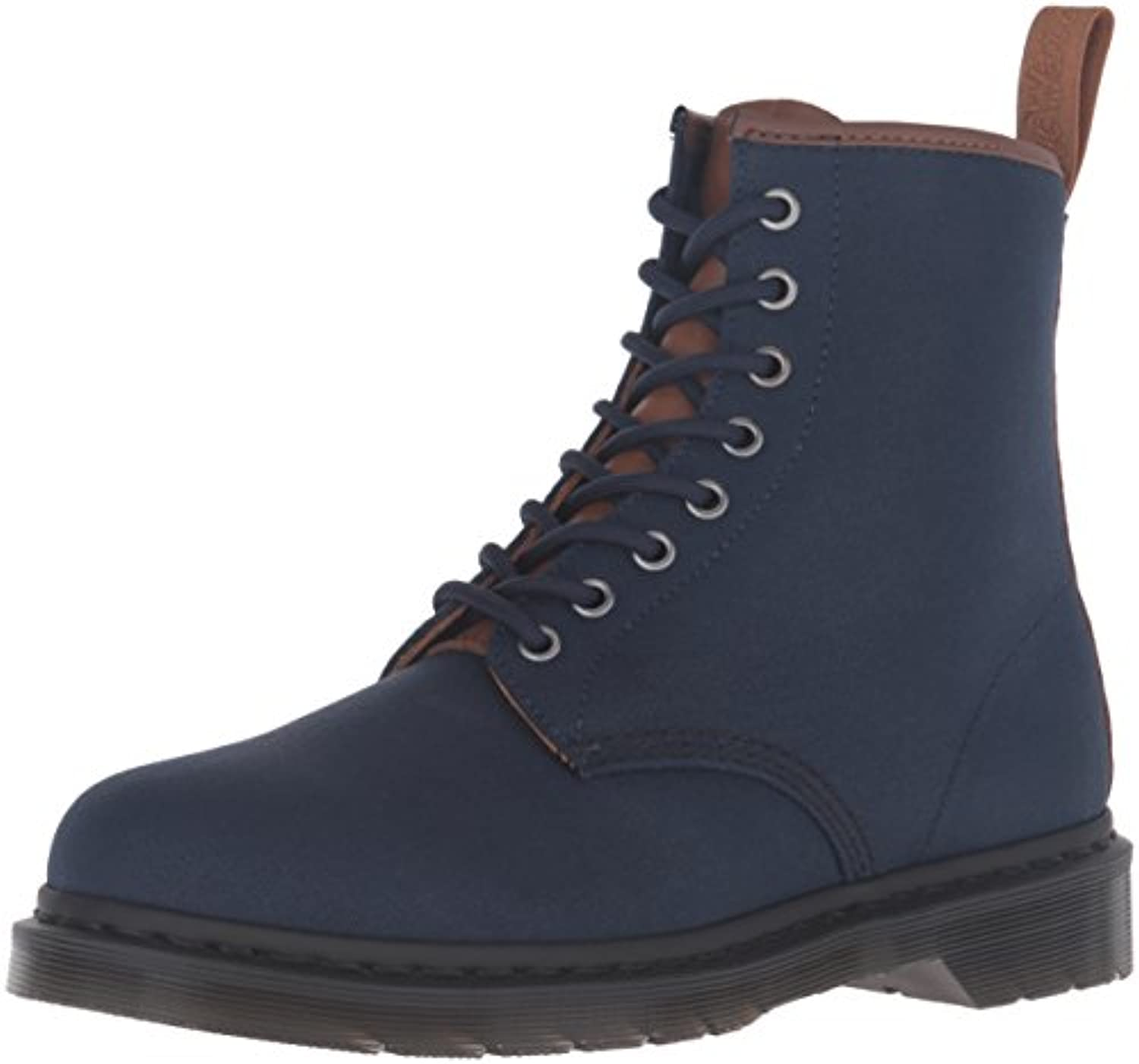 Dr.Martens Mens Waxy New Larossoo Canvas stivali | The King Of Quantità