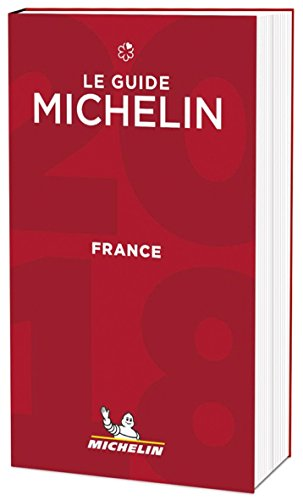 Le guide MICHELIN France 2018