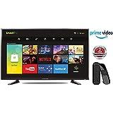 Kevin 102 cm (40 Inches) Full HD LED Smart TV K40012N (Black)