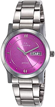 Womens Wristwatch Analog Pink Dial Women's Watch-O-56140