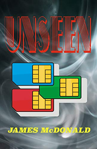 Unseen book cover