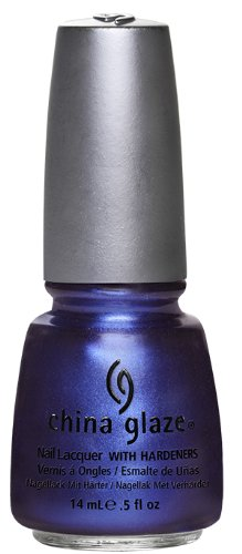 CHINA GLAZE Nail Lacquer - Bohemian Collection - Want My (China Glaze Nail Lacquer)