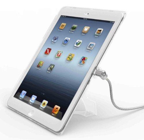 Maclocks IPAD AIR CB Lock und Security Case Bundle mit Kunststoff klare Schutzhülle für Tablet -