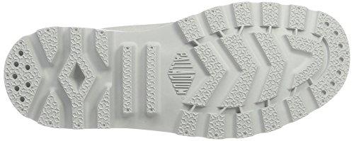 Palladium  Mono Chrome, chaussons d'intérieur mixte adulte Gris (Lunar Rock)
