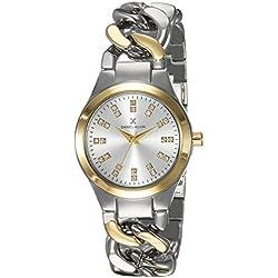 Daniel Klein Analog Silver Dial Women's Watch - DK10711-5
