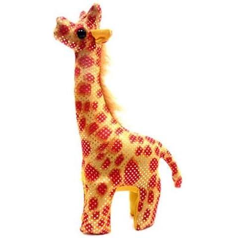 Giraffa Animale Piccolo Zoo Sabbia