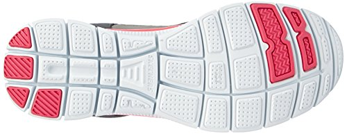Skechers Flex Appeal spring Fever, Sneakers Basses Femme CCHP