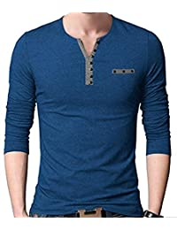 e265ae2d Long Sleeve Men's T-Shirts: Buy Long Sleeve Men's T-Shirts online at ...