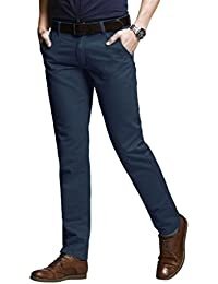 Match Pantalons Casual Slim Tapered Stretch pour Homme #8050