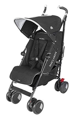Maclaren XT Techno Stroller (Black)