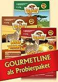 AKTION! Trockenfutter für Katzen Wildcat Gourmet Line - Kostproben (3 x 500g)