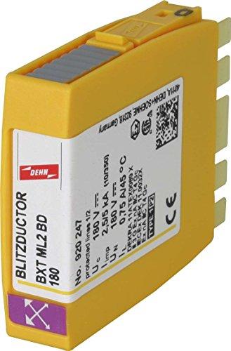 Dehn+Söhne Kombi-Ableiter-Modul BXT ML2 BD 180 Blitzductor XT Kombi-Ableiter für Informations-/MSR-Technik 4013364116078