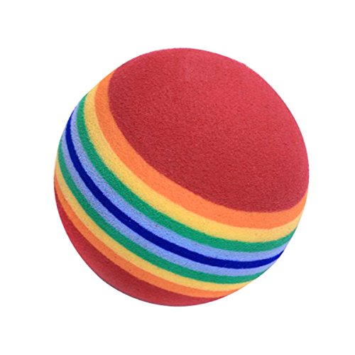 WINOMO 20pcs spugna Golf Ball Golf Formazione di palline di pratica sfera molle