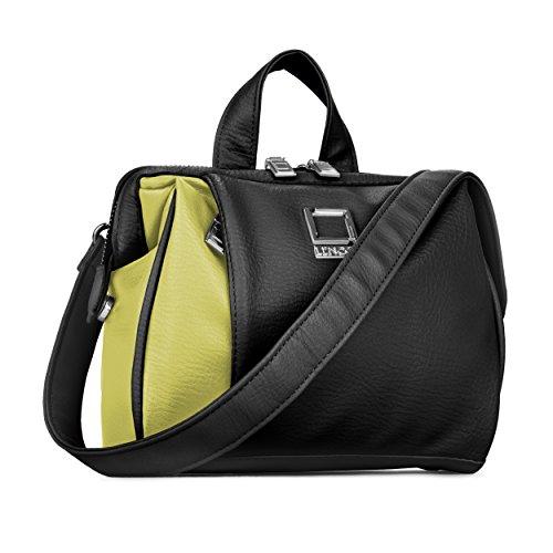 lencca-femmes-de-voyage-bandouliere-olive-serie-poignee-superieure-sac-a-main-noir