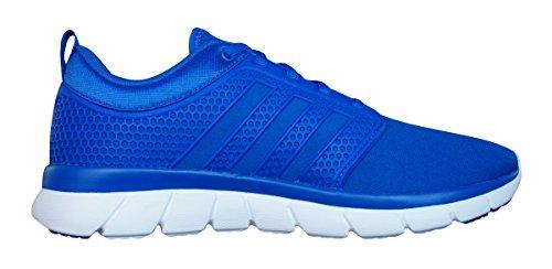 adidas Cloudfoam Groove, Baskets Basses Homme blue