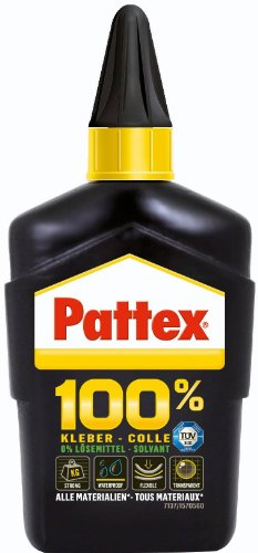 Pattex P1BC1 100% Multi Power Kleber 100g Flasche -