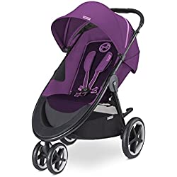 CYBEX Eternis M3 Baby Stroller, Grape Juice by Cybex
