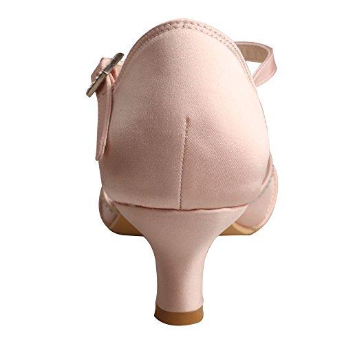 Wedopus Peep-Toe donna Blush