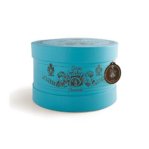 Panettone gran galup turquoise edition 1kg prodotto artigianale dal 1922