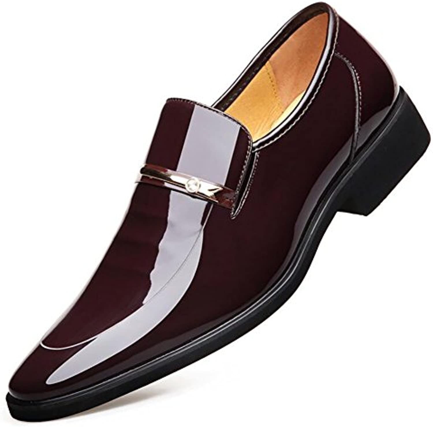 Mr/Ms Abed Mens Leather Shoes, Shoes, Shoes, Men Business Casual Leather Shoes,Loafers & Slip-Ons Formal Men Shoes, Black And Brown... Moderate price high quality Fashion versatile shoes BN16175 b68e10