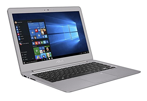 ASUS UX330UA-FC093T ZenBook 13.3-inch Full HD Notebook (Silver) - (Intel Core i5-7200U Processor, 8 GB RAM, 512GB SSD, Windows 10, Bluetooth 4.1)