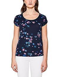 edc by ESPRIT Damen T-Shirt 077cc1k007