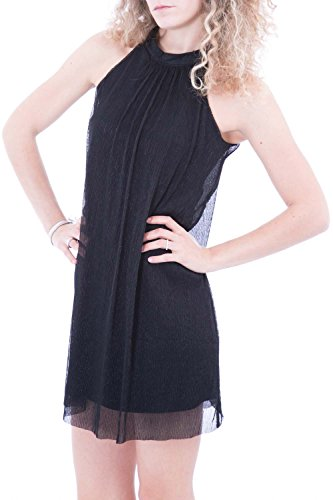 ONLY - Damen ärmellos kleid new blair tunic dress Schwarz ...