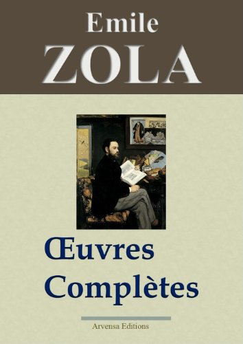 emile zola oeuvres