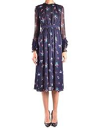 Abbigliamento Vestiti Amazon Pinko it Donna Blu q66pfwRxF