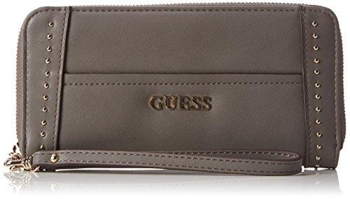 Guess SWLG5042460, Portafoglio Donna, Grigio (Steel), Taglia Unica