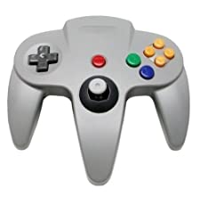 Nintendo 64 Grey Controller (Generic)