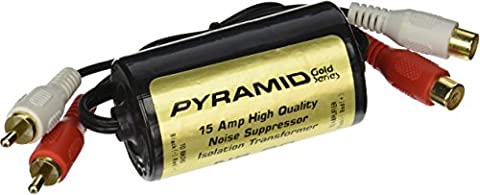 Pyramid NS20 15Amp RCA Noise Suppressor
