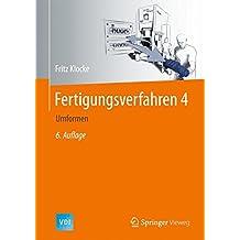 Fertigungsverfahren 4: Umformen (VDI-Buch)