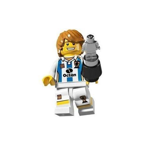 LEGO 8804 - Fussball-Spieler aus Sammelfiguren, Serie 4 (Lego-mini-serie 6)