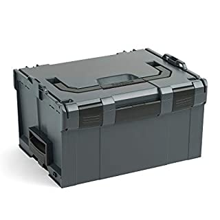Bosch Sortimo L-Boxx 238 anthrazit Gr3 leer - innovatives Transportsystem