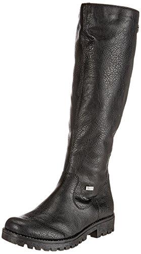 Rieker Damen 78554 Stiefel, (Schwarz 00), 39 EU