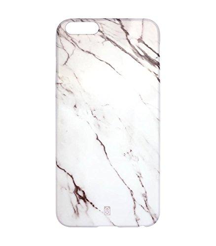 Case Scenario CS-IP6P-C02 Element Custodia per iPhone 6 Plus, Bianco bianco