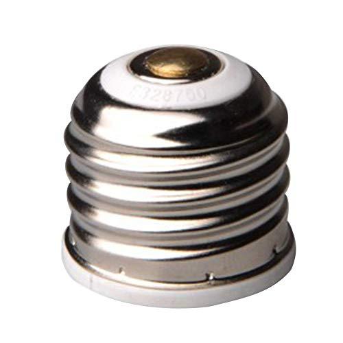 Einem Kandelaber-buchse (Lampenhalter Konverter 10pcs Kandelaber Teile Werkzeug Buchse LED Glühbirne Einfach Verwendung Mini Flammfest Licht Basis Zubehör E26 Sich E11 Leistungs Adapter)