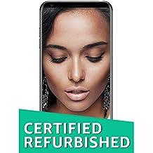 (Certified REFURBISHED) LG V30+ (Black, 128GB)