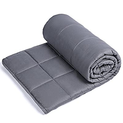 Weighted Blanket for Adults with Anxiety Therapy by Anjee