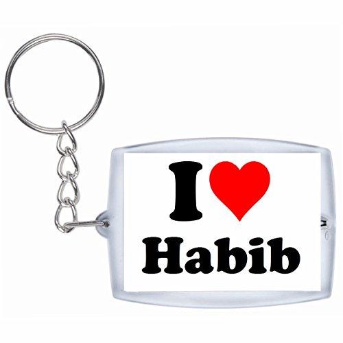 exclusif-idee-cadeau-porte-cles-i-love-habib-en-blanc-un-excellent-cadeau-vient-du-coeur-keychain-je
